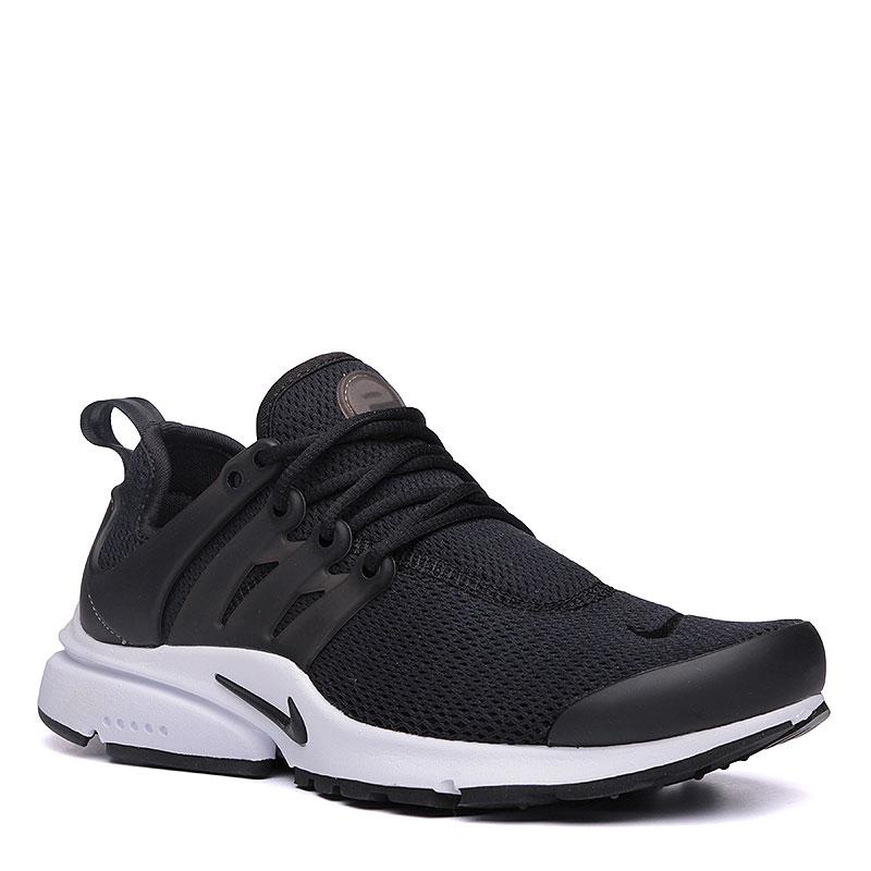 Кроссовки  Nike sportswear WMNS Air PrestoКроссовки lifestyle<br>Текстиль, резина<br><br>Цвет: Черный, белый<br>Размеры US: 6;7;8;9