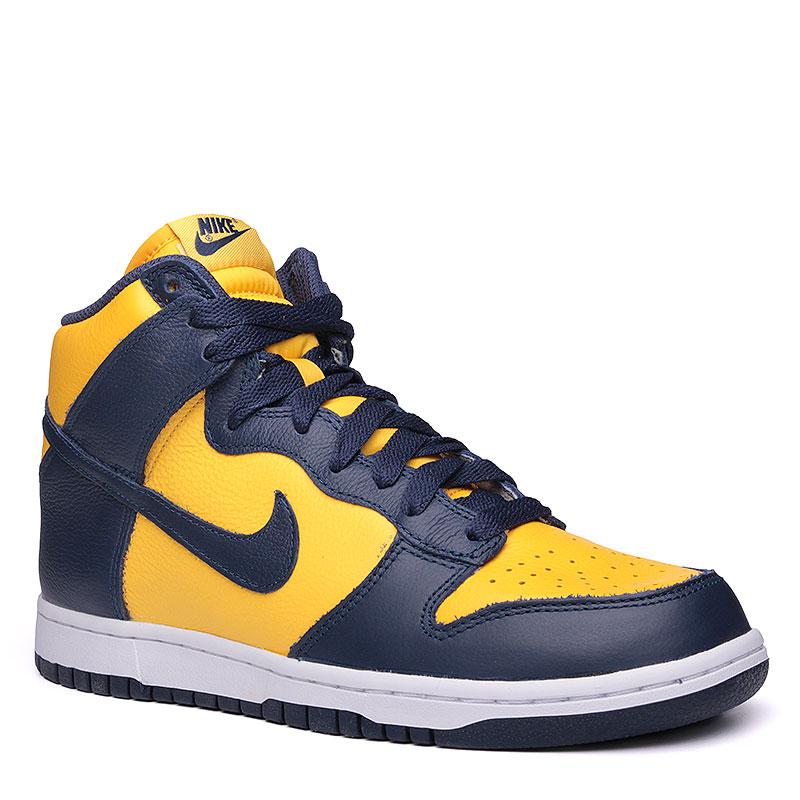 Кроссовки  Nike Sportswear Dunk Retro QS