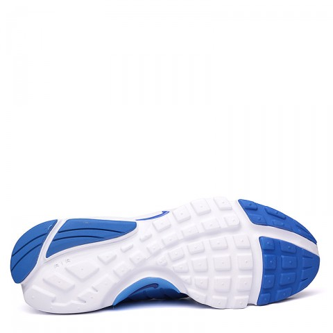 мужские синие, белые  кроссовки  nike air presto flyknit ultra 835570-400 - цена, описание, фото 4