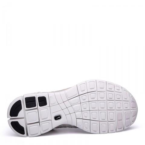 женские серые  кроссовки  nike wmns free inneva woven 833803-100 - цена, описание, фото 4