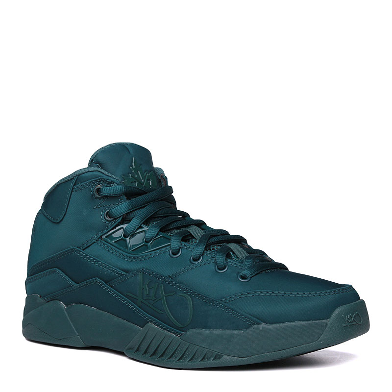 Кроссовки K1X Anti GravityКроссовки баскетбольные<br>синтетика,текстиль,резина<br><br>Цвет: Зеленый<br>Размеры US: 7<br>Пол: Мужской
