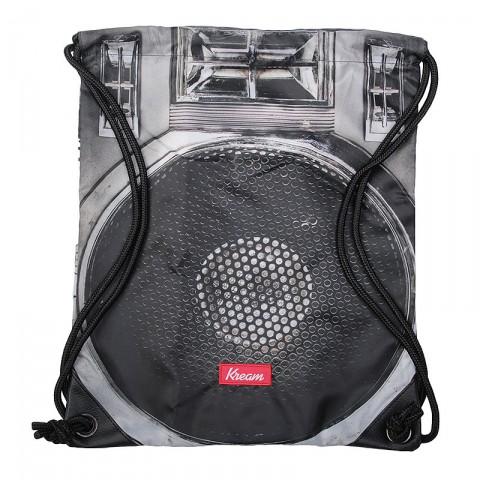 серый, черный  мешок kream raheem bag reversible 9152-5614/9000 - цена, описание, фото 2