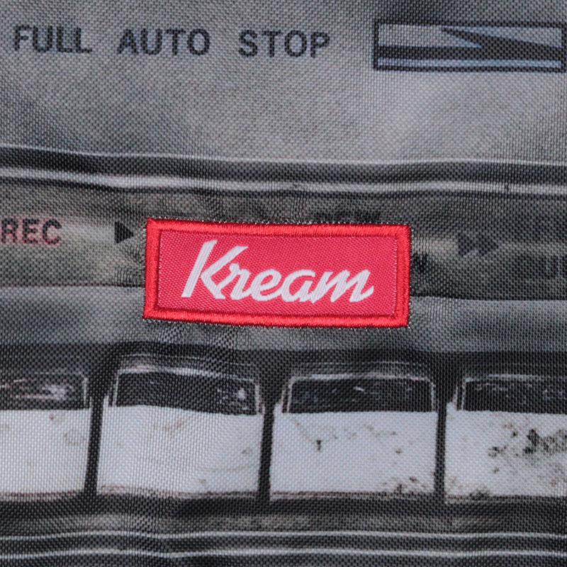 серый, черный  мешок kream raheem bag reversible 9152-5614/9000 - цена, описание, фото 3