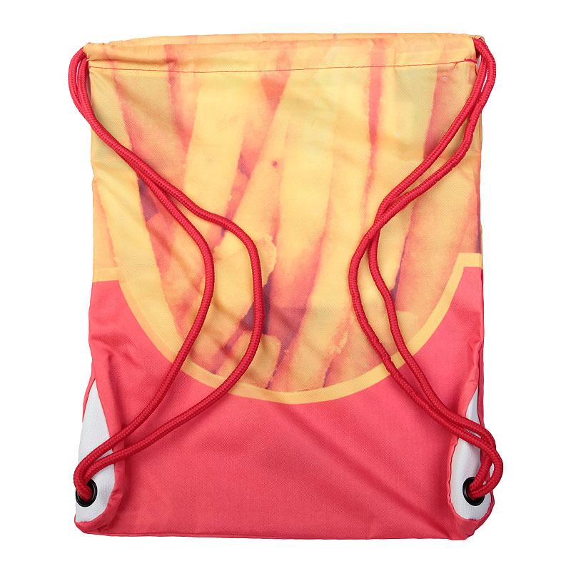 красный, жёлтый  мешок kream pum fizz bag 9143-5628/6200 - цена, описание, фото 2