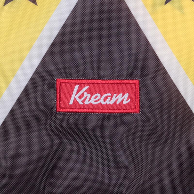 зелёный, жёлтый, чёрный  мешок kream jamaican redneck bag 9143-5616/3206 - цена, описание, фото 3