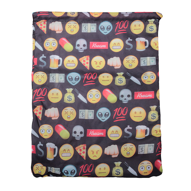 серый, желтый  мешок kream kreamojis bag 9143-5641/0900 - цена, описание, фото 1