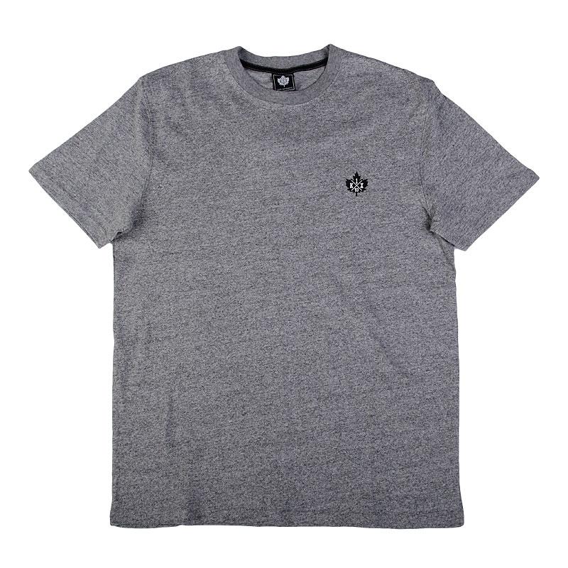 Футболка K1X Authentic T-shirtФутболки<br>50% хлопок,50% полиэстер<br><br>Цвет: Серый<br>Размеры US: S;XL<br>Пол: Мужской