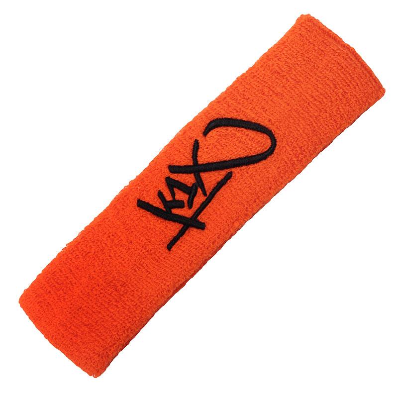 оранжевый напульсник K1X Hardwood Headband 7900-0001/2230 - цена, описание, фото 1