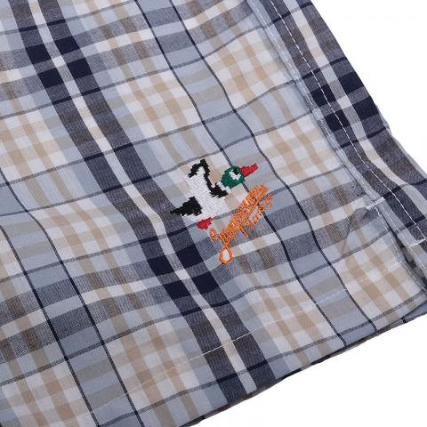 мужские серые  трусы запорожец heritage 86 бит  86Бит-03-разноцв - цена, описание, фото 2