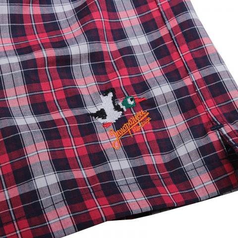мужские красные  трусы запорожец heritage 86 бит  86Бит-04-разноцв - цена, описание, фото 2