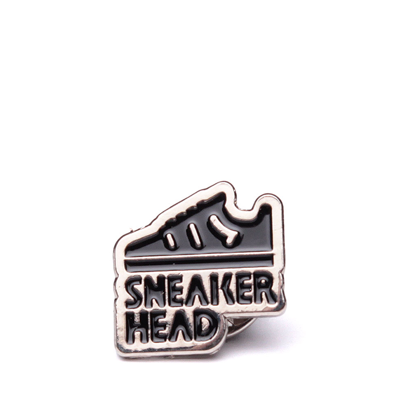 Значок SneakerheadДругое<br>Металл<br><br>Цвет: None<br>Размеры : OS
