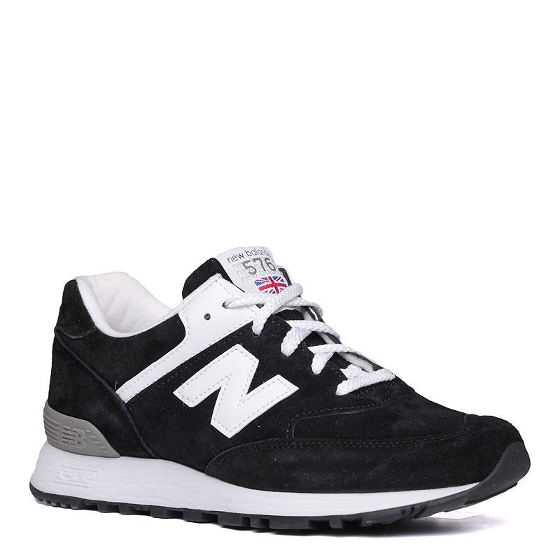 женские черные кроссовки new balance 576 W576KGS B - цена, описание, фото 1 9900cfdf30c