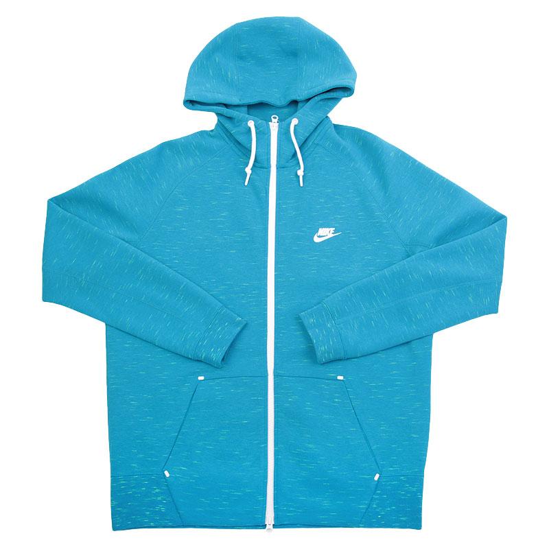 Толстовка Nike sportswear TECH AW77 FZ HOODY
