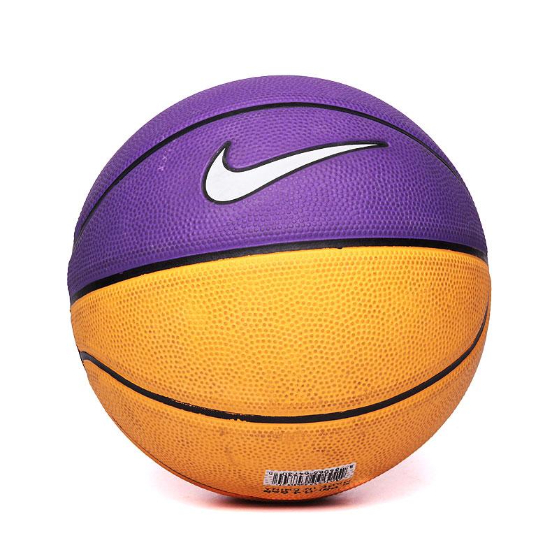 Мяч NikeМячи<br>кож.зам<br><br>Цвет: Желтый<br>Размеры US: 3