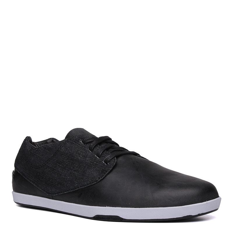 Ботинки K1X Dressup LEБотинки<br>кожа,текстиль,резина<br><br>Цвет: Черный<br>Размеры US: 11.5<br>Пол: Мужской