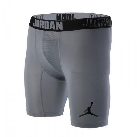 мужские серые  шорты jordan air jordan 642344-091 - цена, описание, фото 1