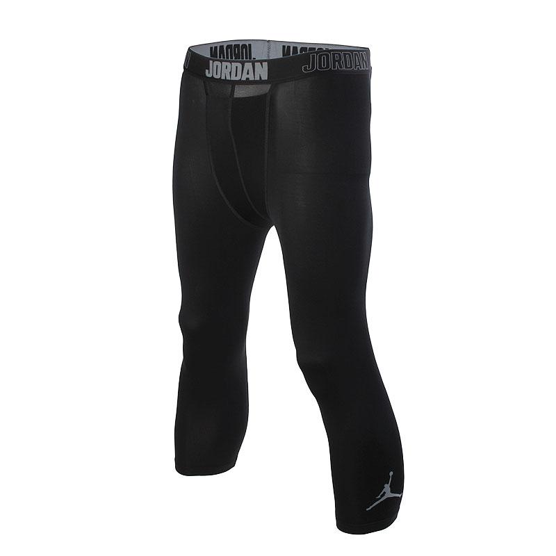 Шорты Jordan 23 Pro Dry 3/4 TightКомпрессионное белье<br>полиэстер,эластан<br><br>Цвет: Черный<br>Размеры US: S;M;L<br>Пол: Мужской
