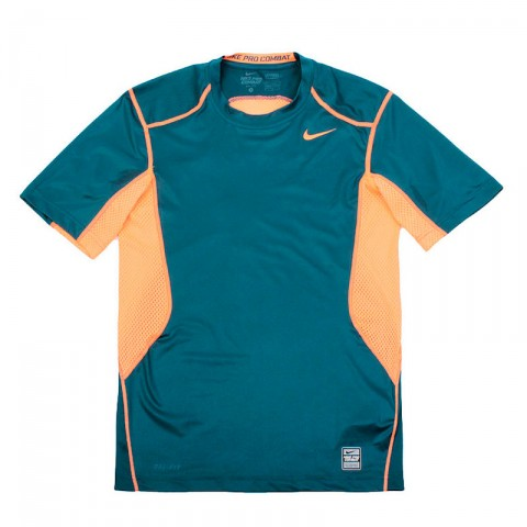 Футболка Nike HYPERCOOL FITTED SS TOP