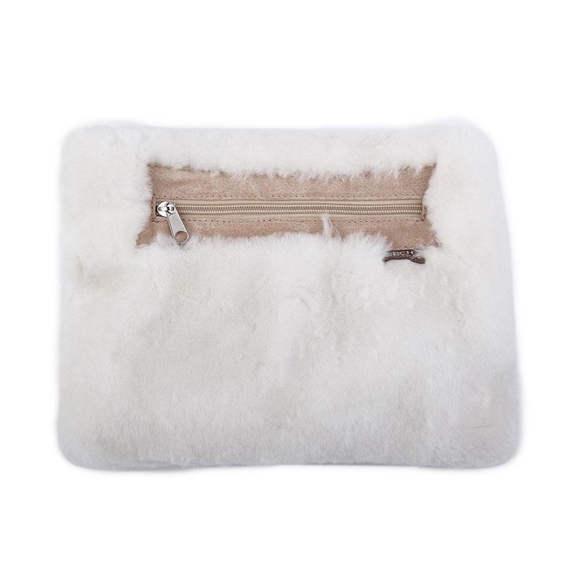 женскую кремовую  муфта-сумка beachfeet  7940-Sand - цена, описание, фото 1