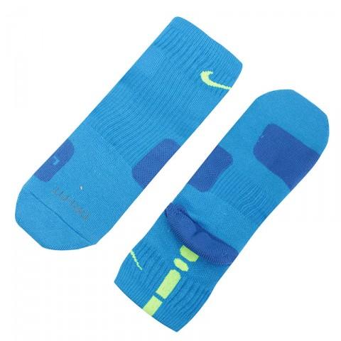 мужские голубые  носки nike dri-fit elite crew SX3718-477 - цена, описание, фото 1