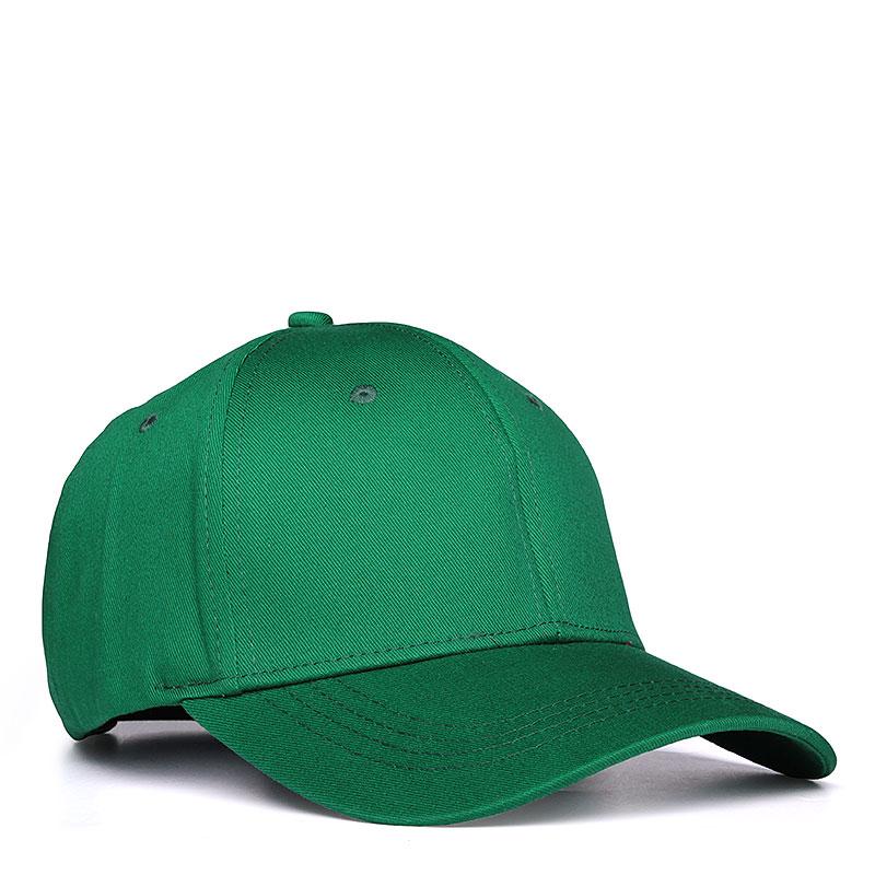 Кепка  True spin Blank BaseballКепки<br>Хлопок<br><br>Цвет: Зелёный<br>Размеры : OS