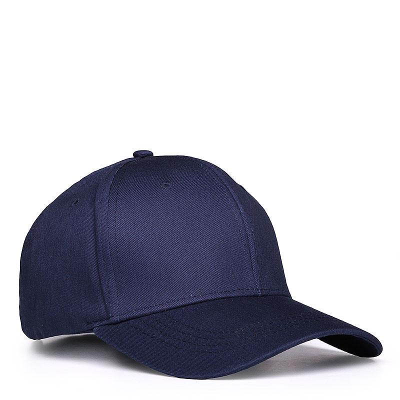 Кепка  True spin Blank BaseballКепки<br>Хлопок<br><br>Цвет: Синий<br>Размеры : OS