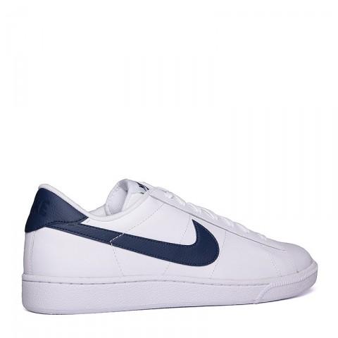3bfa9b7a ... описание мужские белые, синие кроссовки nike tennis classic cs  683613-107 - цена, ...