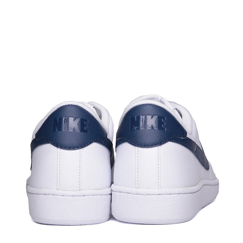 85b5ba7a мужские белые, синие кроссовки nike tennis classic cs 683613-107 - цена,  описание