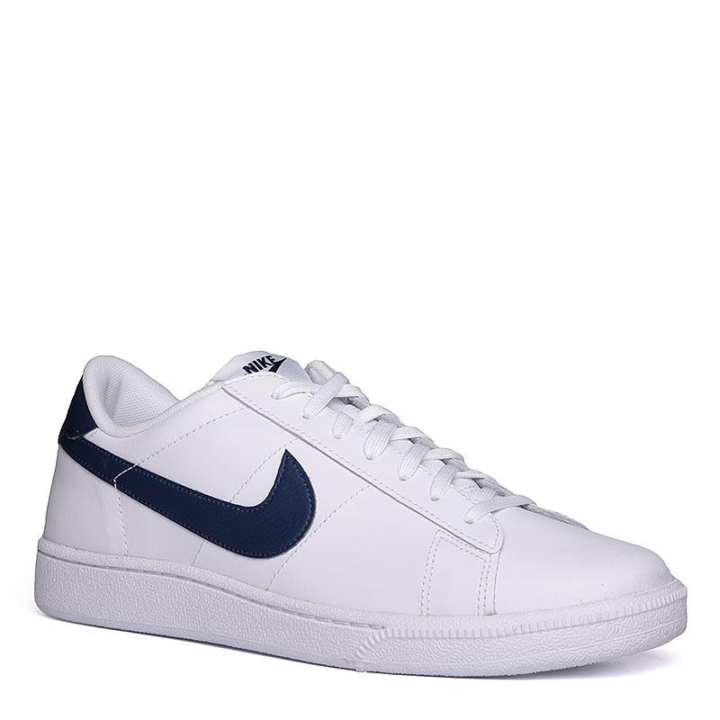 Кроссовки Nike sportswear Tennis Classic CSКроссовки lifestyle<br>Кожа, текстиль, резина<br><br>Цвет: Белый, синий<br>Размеры US: 8;8.5;9;9.5;10;10.5;11;11.5;12<br>Пол: Мужской