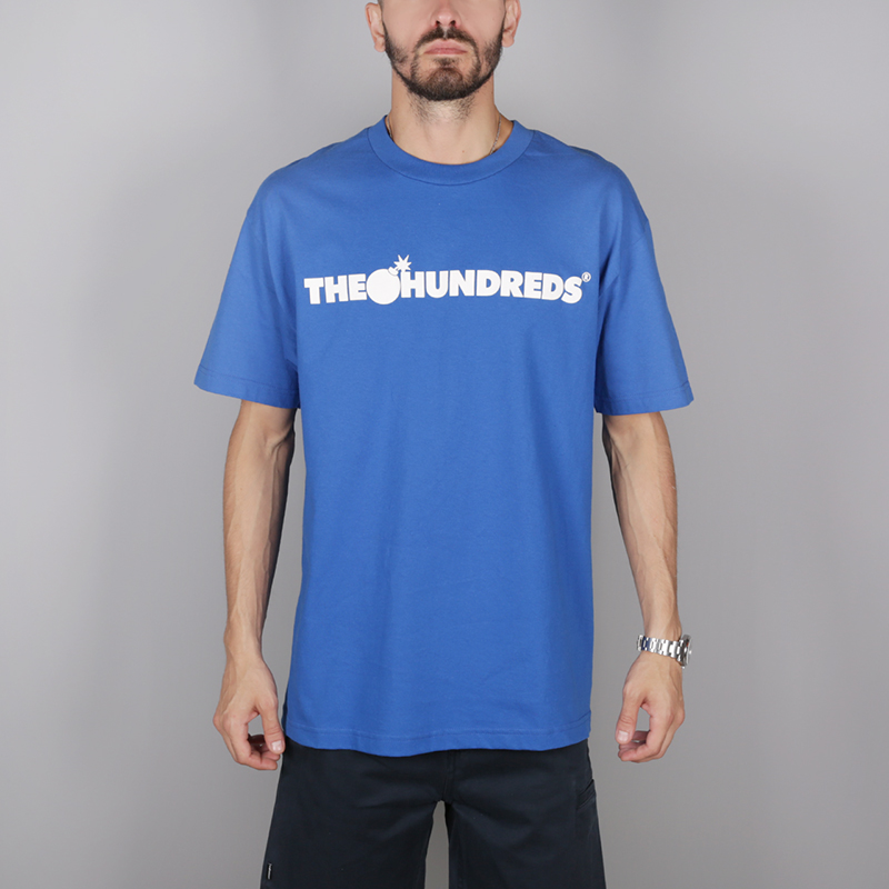 Футболка The Hundreds Forever Bar T-Shirt от Streetball