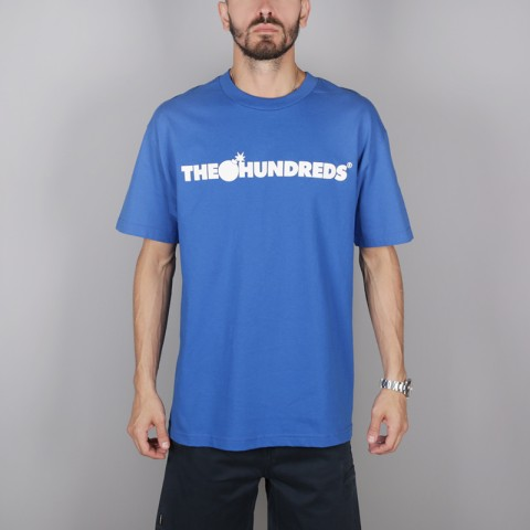 Футболка the hundreds Forever Bar T-Shirt