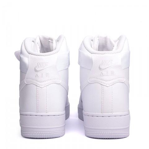 1717e3ba ... мужские белые кроссовки nike air force 1 high '07 315121-115 - цена,