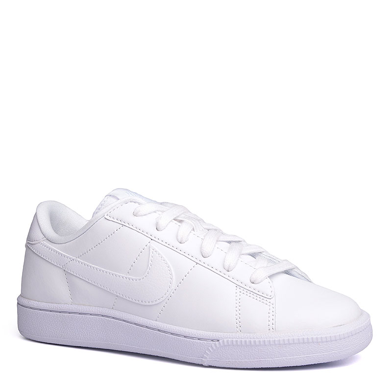 Кроссовки Nike Sportswear WMNS Tennis ClassicКроссовки lifestyle<br>Кожа, текстиль, резина<br><br>Цвет: Белый<br>Размеры US: 6.5;7.5;8;8.5;9<br>Пол: Женский
