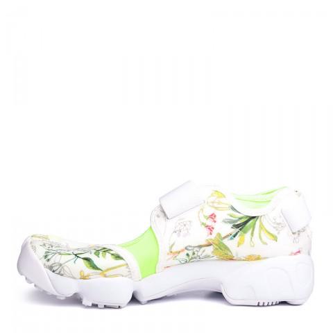 женские белые  сандали nike wmns air rift lib qs 848476-101 - цена, описание, фото 5