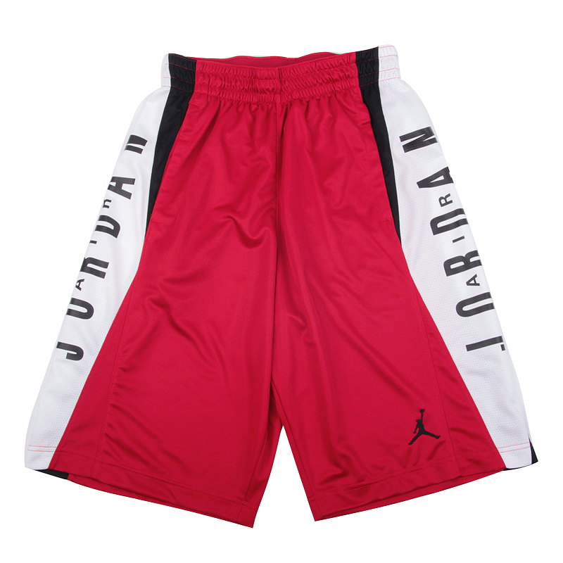 Шорты  Jordan Takeover ShortШорты<br>полиэстер<br><br>Цвет: Красный,белый<br>Размеры US: S;M;L;XL<br>Пол: Мужской