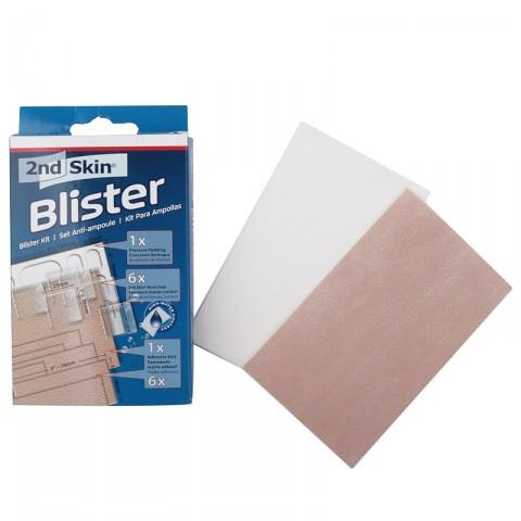 Купить  набор пластырей  blister в магазинах Streetball - изображение 1 картинки