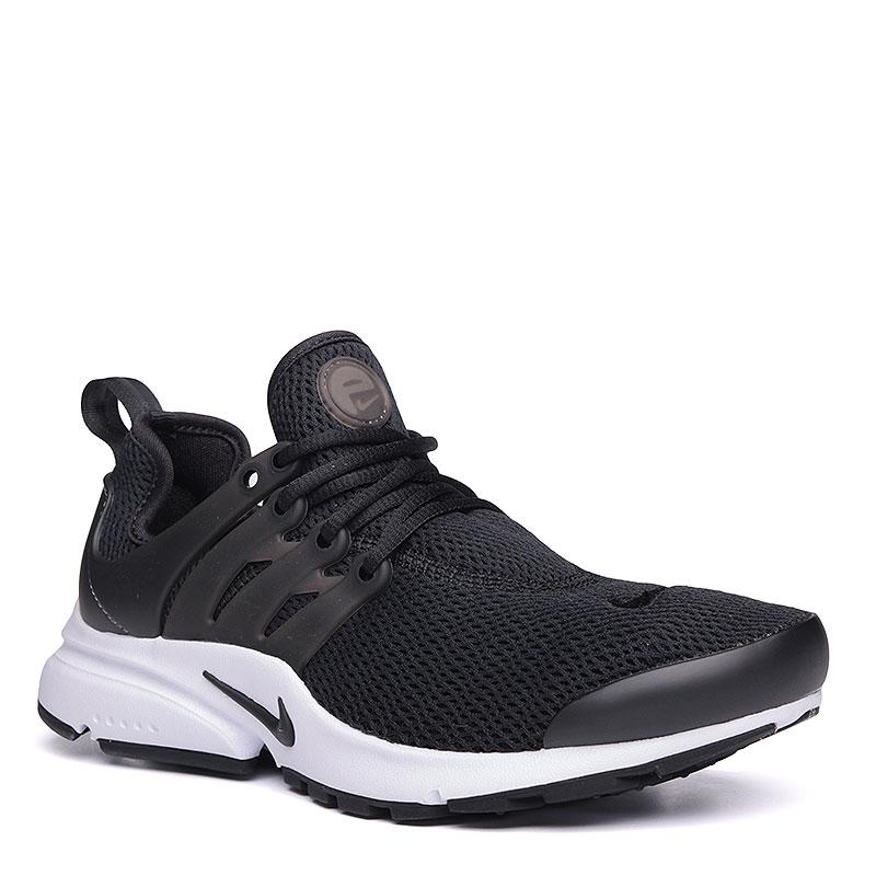 Кроссовки  Nike sportswear WMNS Air PrestoКроссовки lifestyle<br>Текстиль, резина, пластик<br><br>Цвет: Черный, белый<br>Размеры US: 6<br>Пол: Женский