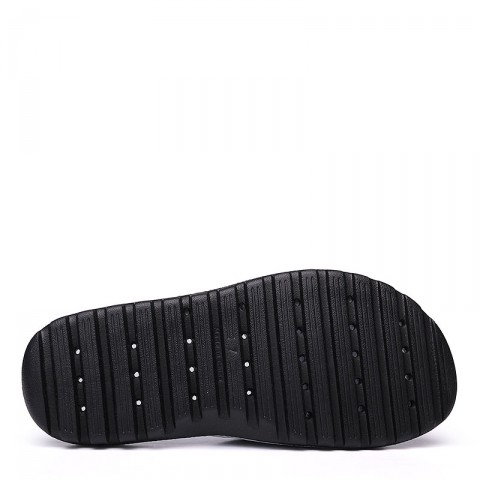 мужские серые, черные  сланцы jordan super.fly team slide gr 842400-007 - цена, описание, фото 4