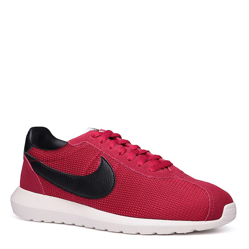 Кроссовки Nike sportswear Roshe LD-1000Кроссовки lifestyle<br>Текстиль, пластик<br><br>Цвет: Чёрный, бордовый, белый<br>Размеры US: 8;8.5;9;9.5;10;10.5;11;11.5;12