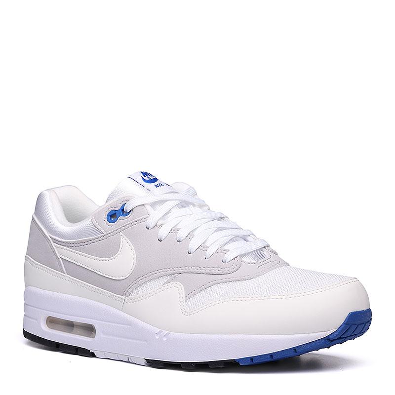 Кроссовки Nike sportswear Air Max 1 CX QSКроссовки lifestyle<br>Синтетика, текстиль, резина<br><br>Цвет: Белый<br>Размеры US: 8;8.5;9;9.5;10;10.5;11;12;13<br>Пол: Мужской