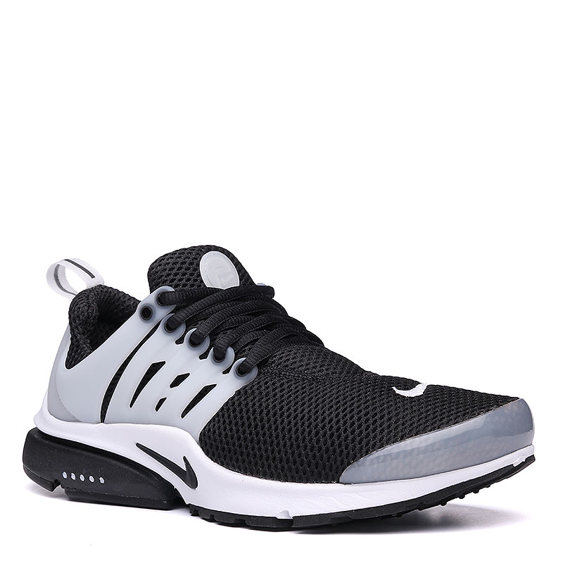 Кроссовки  Nike Sportswear Air PrestoКроссовки lifestyle<br>Текстиль, резина, пластик<br><br>Цвет: Черный, серый, белый<br>Размеры US: 7;8;11;12<br>Пол: Мужской