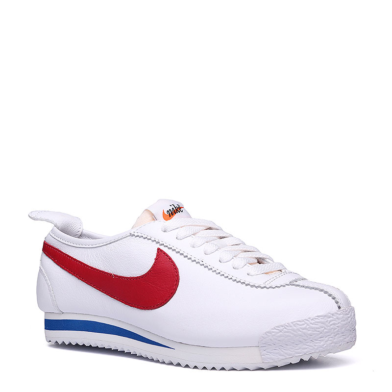 Кроссовки  Nike Sportswear WMNS Cortez 72Кроссовки lifestyle<br>Кожа, резина<br><br>Цвет: Белый<br>Размеры US: 5;8;9<br>Пол: Женский