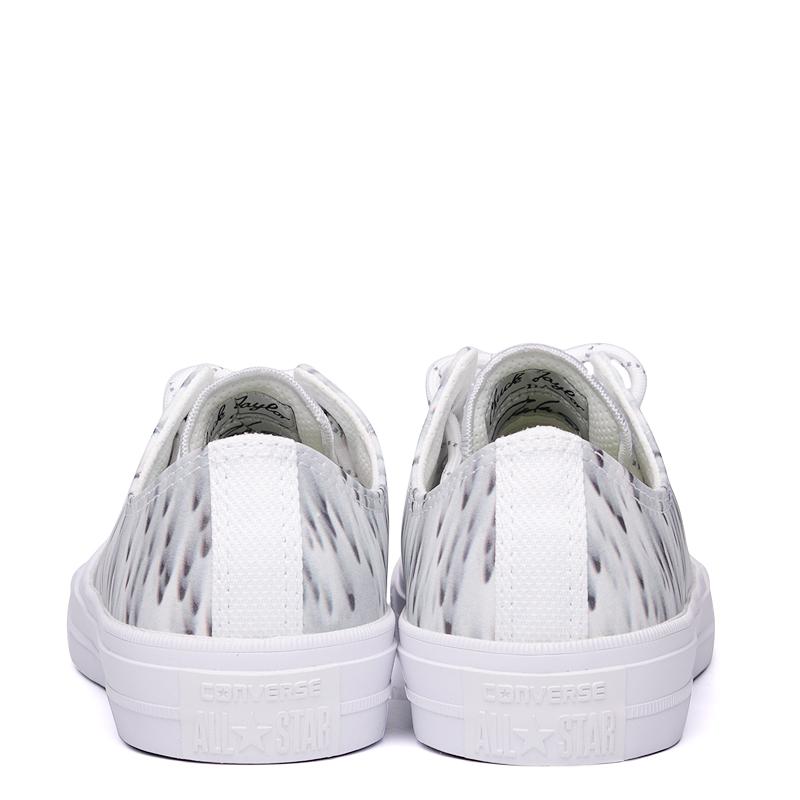 мужские белые  кроссовки converse ctas ox 154494 - цена, описание, фото 6