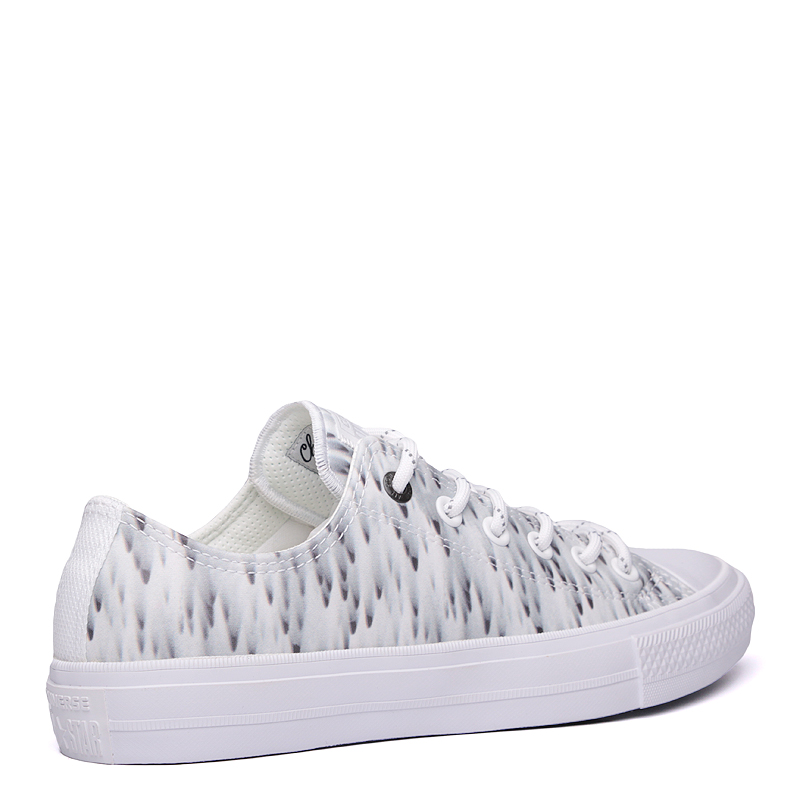 мужские белые  кроссовки converse ctas ox 154494 - цена, описание, фото 3