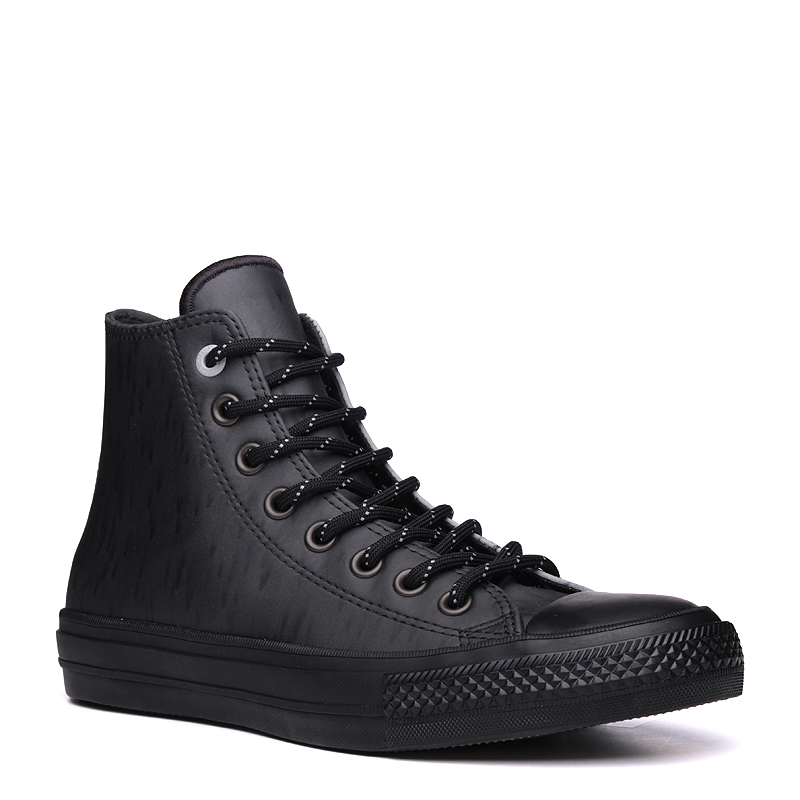 Кроссовки Converse CTAS HIКроссовки lifestyle<br>синтетика,текстиль,резина<br><br>Цвет: Черный,белый<br>Размеры EUR: 40;41.5;44.5<br>Пол: Мужской