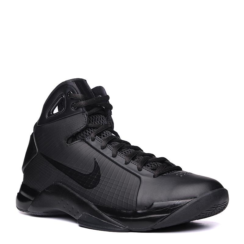 Кроссовки Nike Sportswear Hyperdunk`08Кроссовки баскетбольные<br>пластик,текстиль,резина<br><br>Цвет: Черный<br>Размеры US: 9;10<br>Пол: Мужской