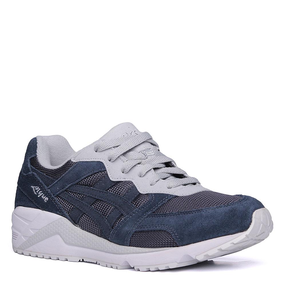 мужские синие, серые. кроссовки asics tiger gel-lique H6K0L-5050 - цена 5ca5b77a7c7