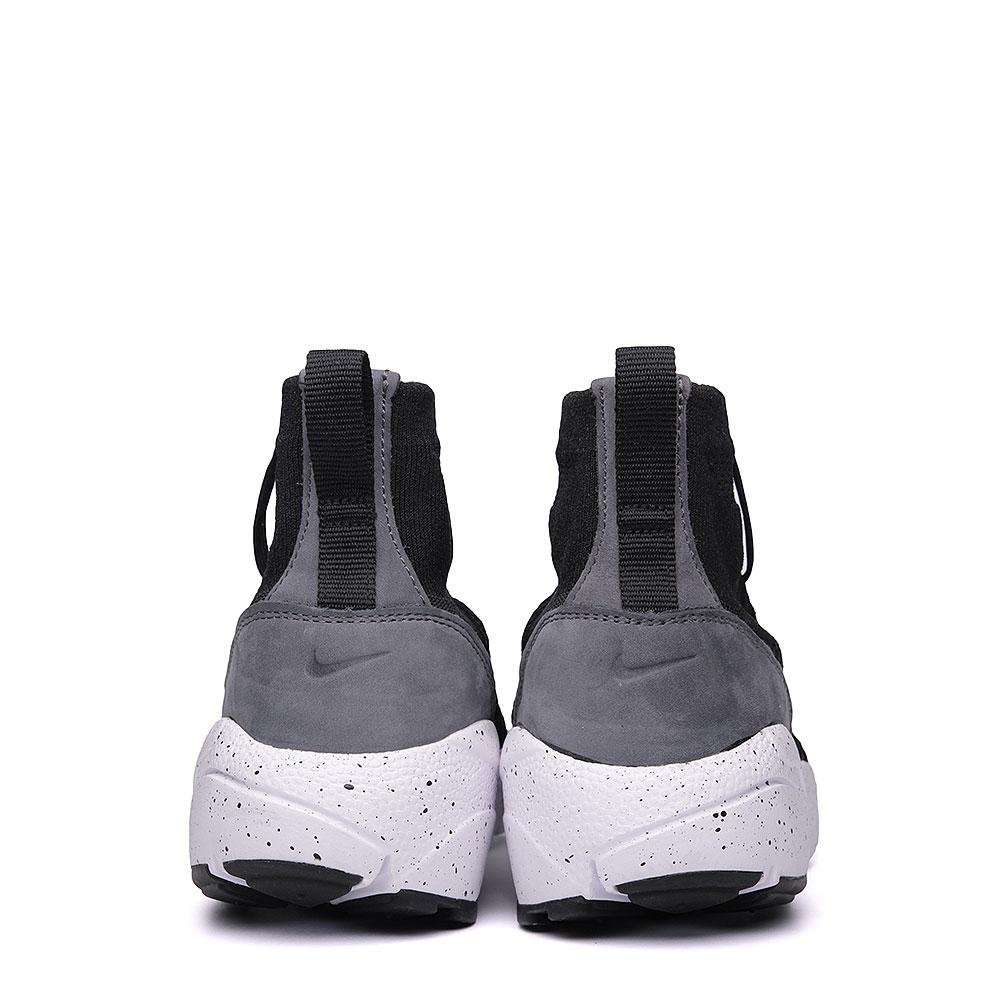 мужские чёрные, белые.  кроссовки nike air footscape magista flyknit 816560-003 - цена, описание, фото 6