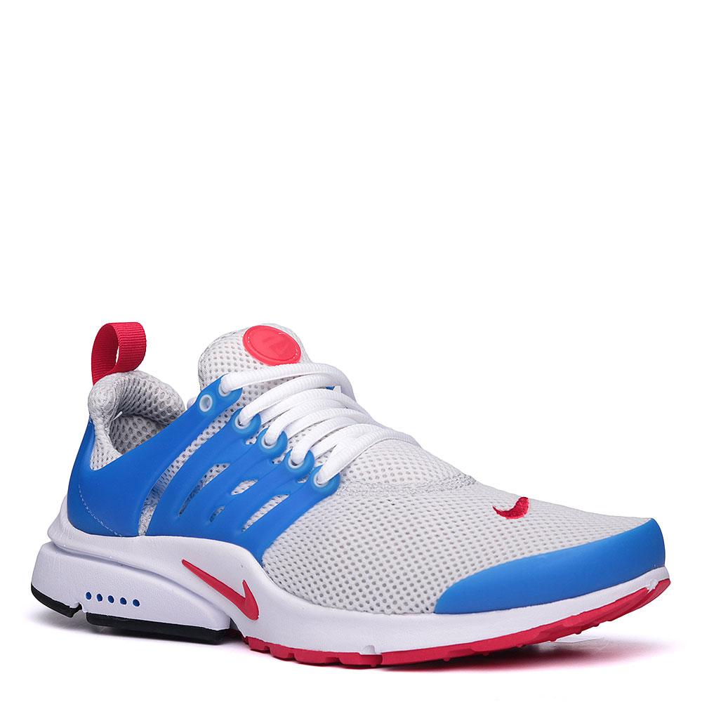 c4332393 мужские белые, синие, красные. кроссовки nike air presto essential 848187-004  -