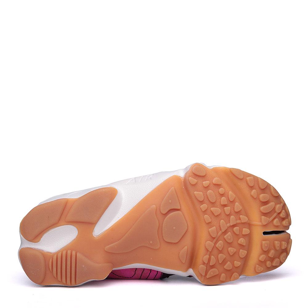 женские розовые, фиолетовые, белые.  сандали nike wmns air rift prm qs 848502-600 - цена, описание, фото 4